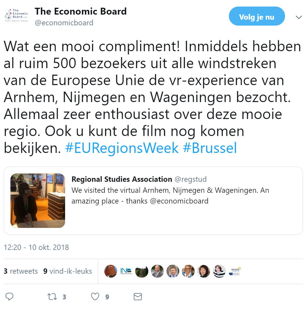Tweet Economic Board
